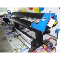 Quality Two DX7 Epson Eco Solvent Printer , 1.8M 1440dpi Wall Paper Machine for sale