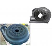 Quality Wear Resistant Material Slurry Pump Parts Pump Volute Liner Easy Installation for sale