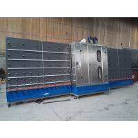 China 50HZ / 220V Double Glazing Equipment , Vertical Glass Washing and Drying Machine on sale