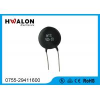 Quality 18D15 NTC Inrush Current Limiter Thermistor / Thermistor Inrush Current Limitor for sale