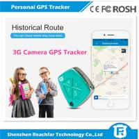 Buy cheap newly released 3G gps tracker with fall alarm camera sos panic call and free app from wholesalers