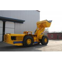 Quality SAHR Braking system Underground Mining Loader with dry platinum exhaust cleaner for sale