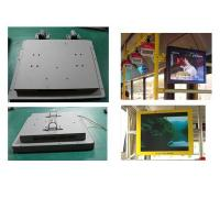 "Best 22"" Android 3G Bus Digital Signage Display With Bus Stop Announcerment System wholesale"