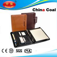 Best Leather Business Supplies Hot Sales Variety Padfolio wholesale