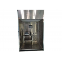 Quality CE Certification Negative Pressure Weighing Room / Dispensing booth SUS 304 for sale