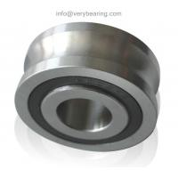Quality LFR 50/5 KDD metal shield Track Rollers, Track Roller Bearings, Cam Followers for sale