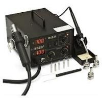 Quality Cell phone soldering station 852D+ repair tool  for sale