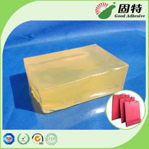 Buy cheap Block Handbag Bottom Adhesive Hot Melt Synthetic Polymer Resin from wholesalers
