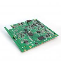 Quality Double Sided Multilayer Quick Turn PCB 1.6mm 1oz HASL Lead Free UL Approval for sale