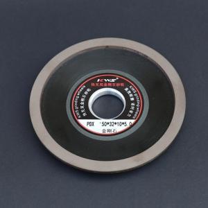 Quality PCD Industrial Grinding Wheel , Edge / Peripheral Grinding Diamond Grinding Wheel for sale