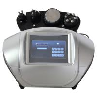Best Multipolar Radio Frequncy Cavitation Machine For Fat Removal / Skin Tightening wholesale