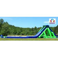 China High quality  inflatable slip n slide for adult   GT-SAR-1682 on sale