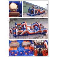 Quality Pirate Inflatable Obstacle Course Game for sale