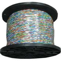 Best 5 Core E1 Jumper Wire Cable 24 AWG Tinned Copper Conductor for Internal Wiring wholesale