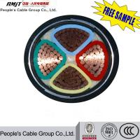 China People's Cable Group Low Smoke Multicore Yjv, Yjy, Yjlv, Yjly Power Cables on sale