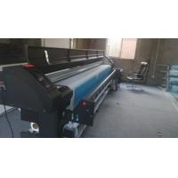 Quality 1.8m Epson Dx5 Head Eco Solvent Inkjet Printer High Resolution , Space - Saving for sale