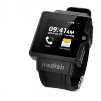 Best 1.54 TFT Touch Screen 3G Android Watch Phone , Dual CPU Cell Phone Watch wholesale