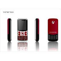 Best Red Customized Cell Phones, T3899, 3040 Big Speaker, MP3 MP4 Player, T-Flash Card wholesale