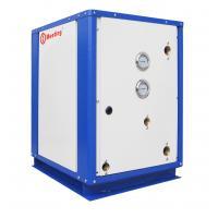 China Geothermal Water To Water Heat Pump , Commercial Hot Water Heater Pump For Pool Heating on sale