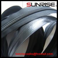 Quality 2015 high quality #5 Lighting PVC closed end waterproof zippers for rain jacket for sale for sale