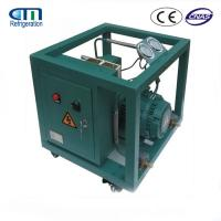 Quality Low Pressure Industrial  Refrigerant Recovery Machine for R1233ZD R245FA for sale