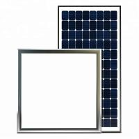 High Sensitive Solar Powered LED Lights 8W With 14W PV Panel Power CE Approved