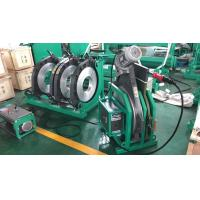 Quality Construction works Applicable Industries butt fusion welding machine for sale