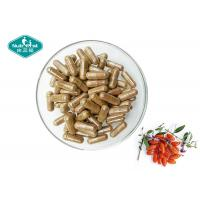 Quality Goji Berry Capsules 100% Natural Antioxidant Dietary Supplement for Anti-aging for sale