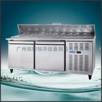 China Stailess Steel Kitchen Refrigerator Cooler,Commercial Refrigerator Freezer  on sale