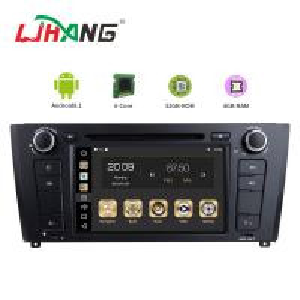 Quality Car Autoradio Dvd Player For Bmw , BT 3G 4G WIFI DVR Bmw E39 Dvd Player for sale