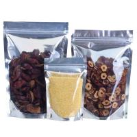 Quality Re Sealable Plastic Ziplock Bags Food Packing Eco-Friendly for stationery for sale