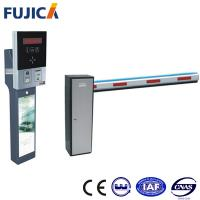 China Heavy Duty Intelligent Boom Barrier Gate For Parking And Toll System on sale