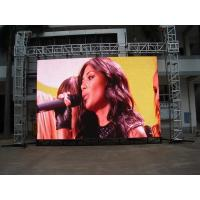 Best Full Color Rental Led Billboards Display , Ultra Thin , Ultra Light Eyes Protected wholesale