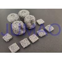 Quality Gas Turbines Knitted Mesh Filters Galvanized Wire For Back Seat / Rear Airbag for sale