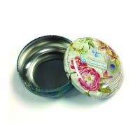 Quality seamless candle tin boxes for sale