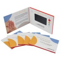 Buy cheap 2.4 inch Video Brochure from wholesalers