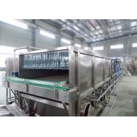 Quality Glass Bottle Juice Filling Machine , Water Pouch Packing Machine RCGF60-60-15 for sale