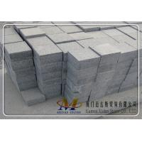 Quality Flamed Grey Granite Paving Stone for sale