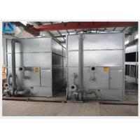Quality Counter Flow Closed Loop Cooling Tower / Closed Circuit Water Cooling System for sale