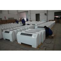 Quality Heating and cooling Floor Mounted Fan Coil Units concealed 50HZ for sale
