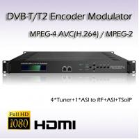 Quality HD Encoding Modulator Support HDCP Eight-Channel HDMI TO DVB-C REM7008 for sale