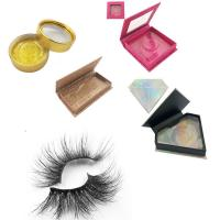 Quality New styles 3d mink eyelashes flirty look and soft strong cotton band 3D Siberian Mink Strip Eyelashes for sale