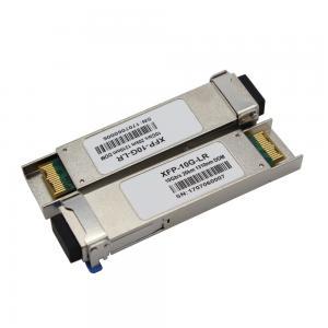 Quality XFP SFP Transceiver Module , Fast Ethernet SFP Fiber Transceiver 10G 850nm 300m for sale