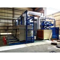 Quality Low Noise Circulation Of Sludge Dryer Machine Integrated Design Small Footprint for sale