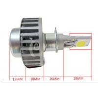 Quality High Power 18w LED Motorcycle Headlight Assembly with 6000k bulb for sale