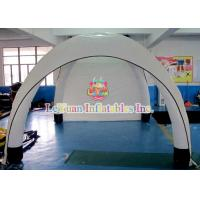 Best Custom White Airtight Tent For Sporting Events / Inflatable Dome Tent Advertise wholesale