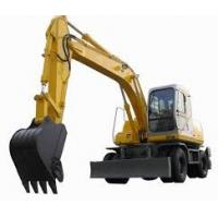 Best ISUZU Engine Installed Hydraulic Excavator With Reinforce Steel wholesale