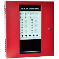 Quality 16 - Zone Class B Conventional Fire Alarm Control Panel with Contact Relay Output for sale