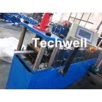 Quality Hydraulic Cutting Metal Stud Roll Forming Machine For Roof Ceiling Batten for sale