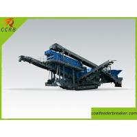 China Tracked Mobile Crushing Plant Manufacturer on sale